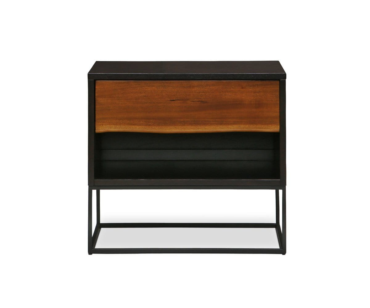 Hasse Nightstand Timber Brown - Scandinavian Designs
