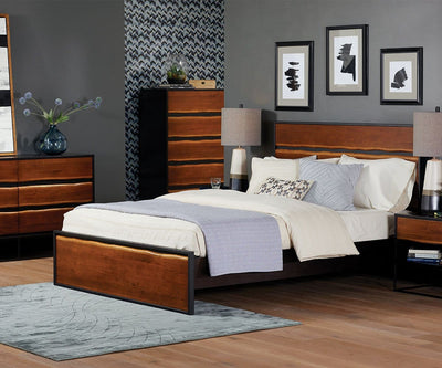 Hasse Bed - Scandinavian Designs