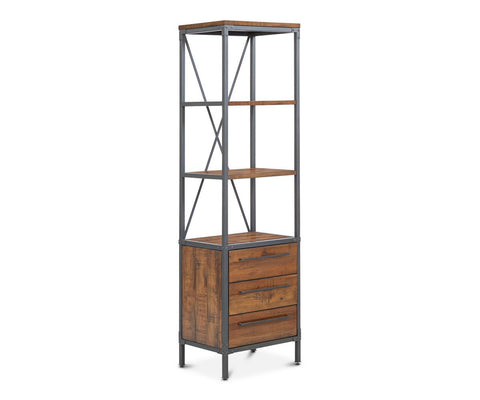 Insigna Etagere/Bookcase ANTIQUE NATURAL - Scandinavian Designs