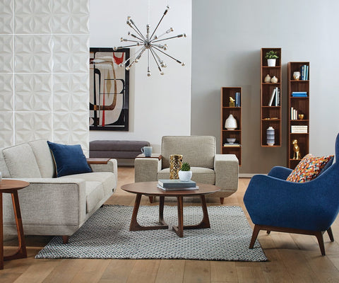 Vieda Sofa - Scandinavian Designs