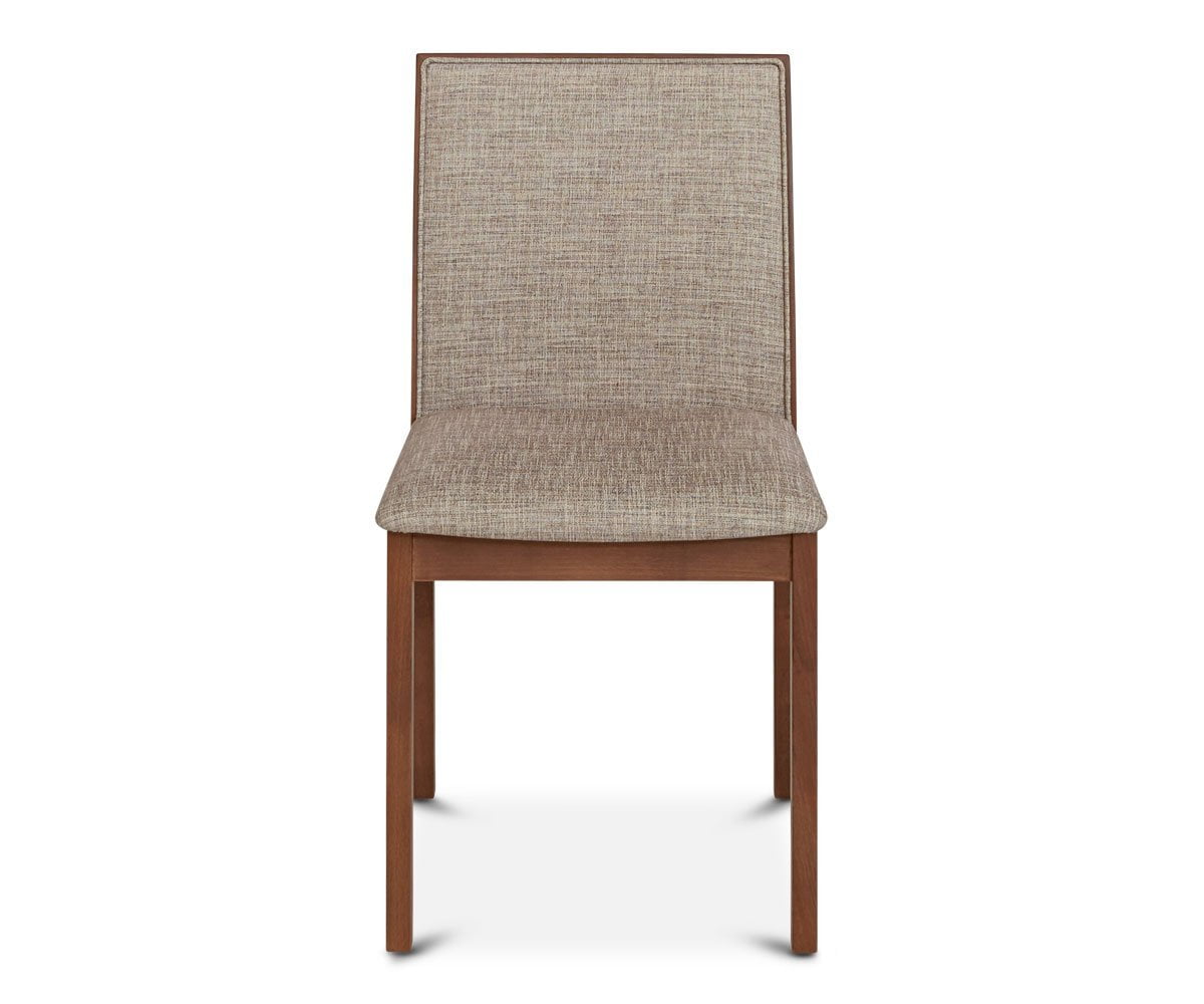 Randers Dining Chair - Walnut - Scandinavian Designs