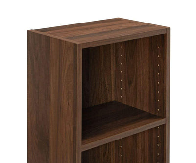 Stuen Narrow Low Bookcase - Scandinavian Designs