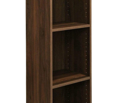 Stuen Narrow Tall Bookcase - Scandinavian Designs
