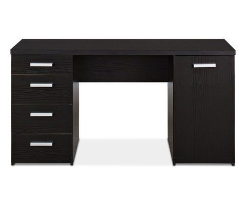 Study Desk BLACK - Scandinavian Designs
