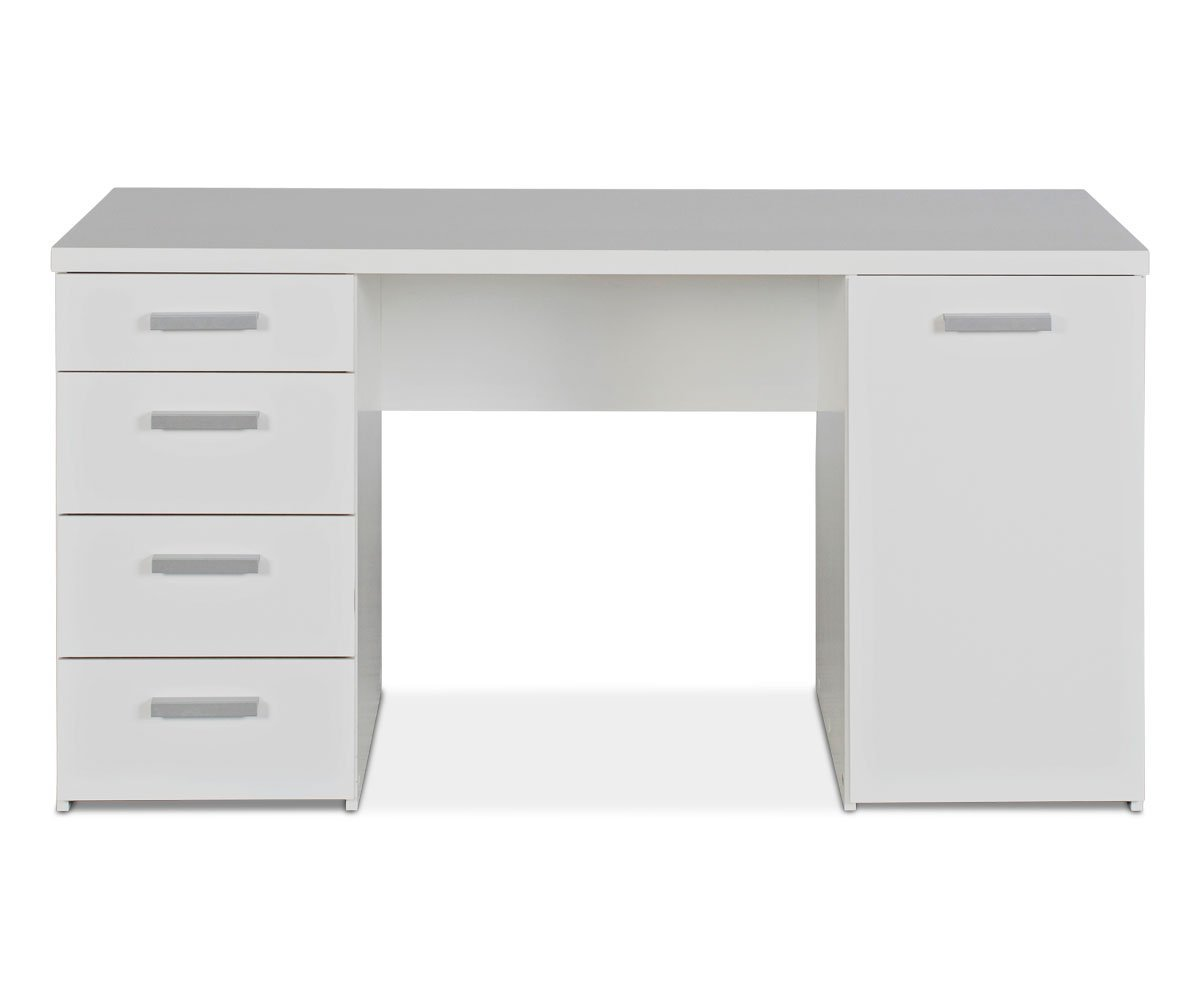 Study Desk WHITE - Scandinavian Designs