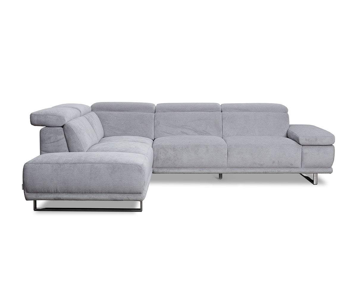 Herlig Left Sectional - Scandinavian Designs
