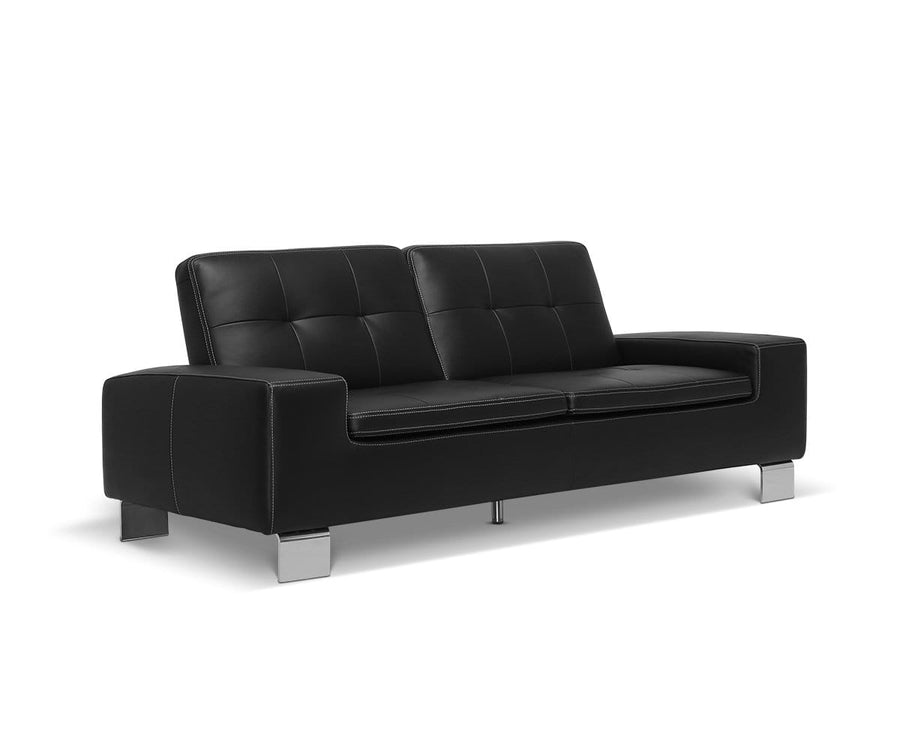 Francesca Leather Sofa