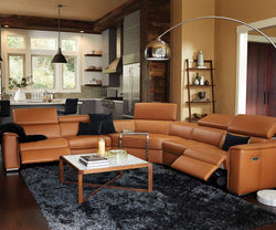 Kopervik Power Sectional - Scandinavian Designs