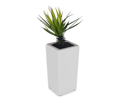 Tall Potted Faux Palm - Scandinavian Designs