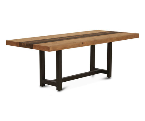 "Hamar 72"" Dining Table - Scandinavian Designs"
