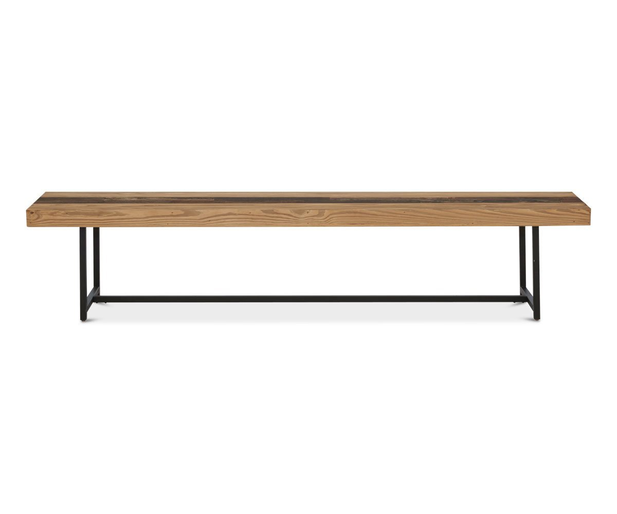 "Hamar 86"" Bench - Scandinavian Designs"