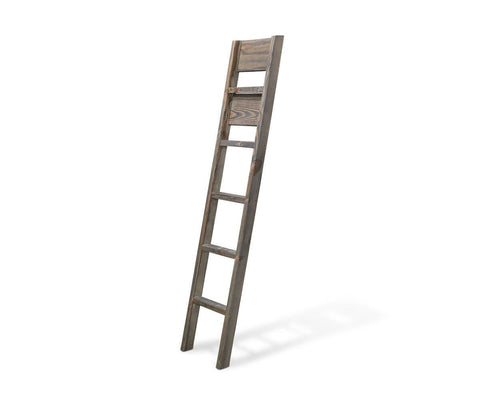 Brennan Ladder Grey Driftwood - Scandinavian Designs