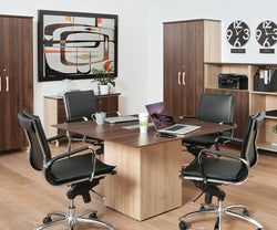 Thorsten Conference Table Thorsten Walnut - Scandinavian Designs