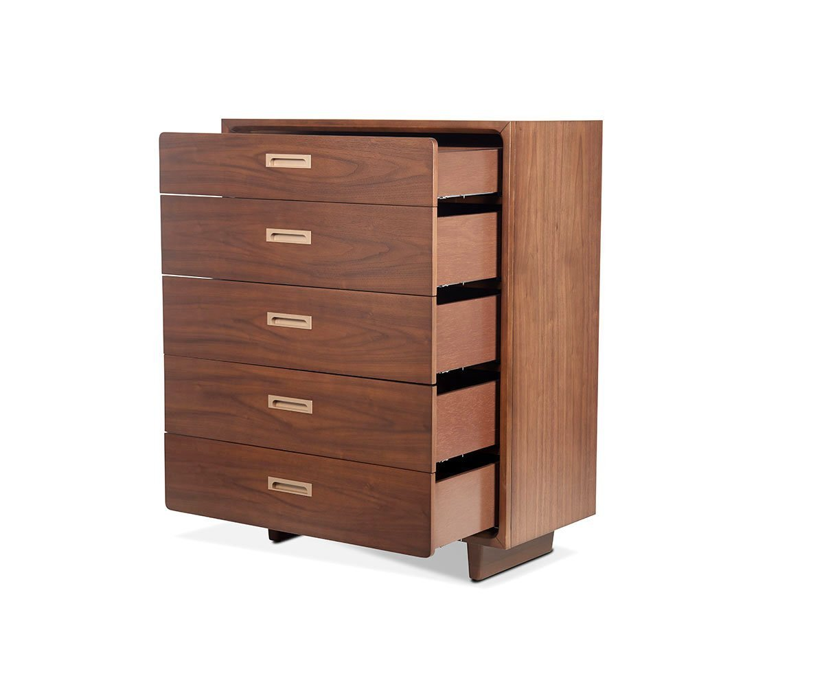 Bryant High Chest - Scandinavian Designs