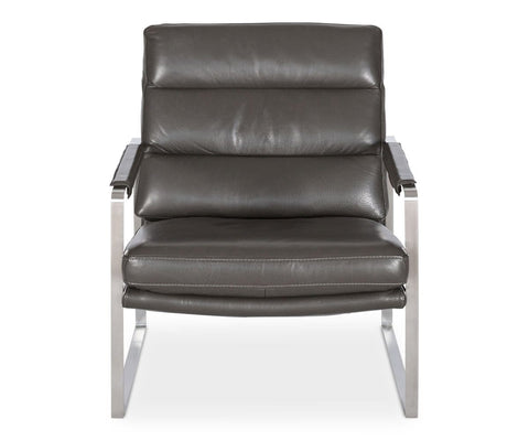Cigno Leather Chair - Scandinavian Designs