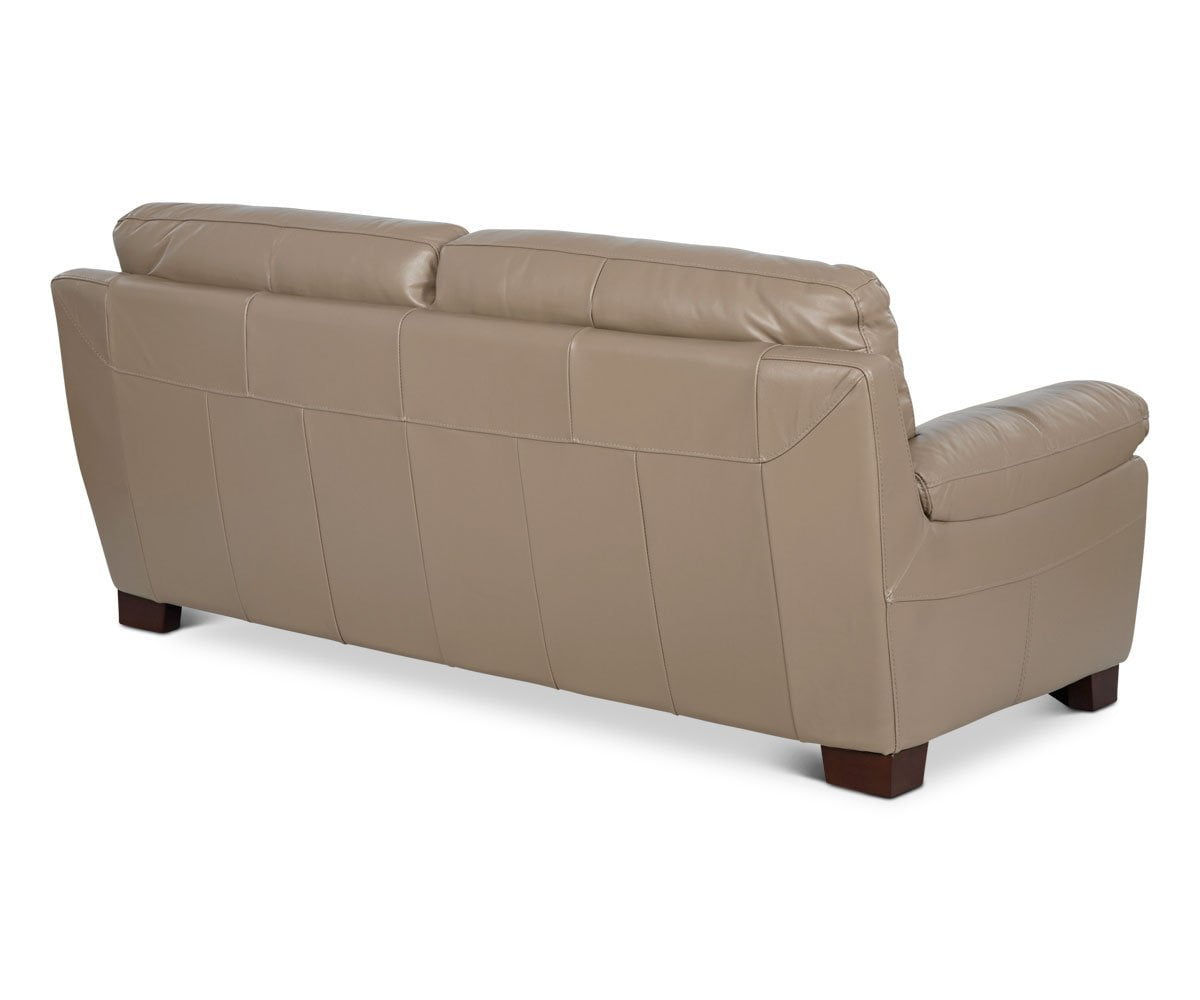Viggo Leather Sofa