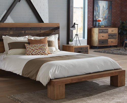 Hamar Bed - Scandinavian Designs