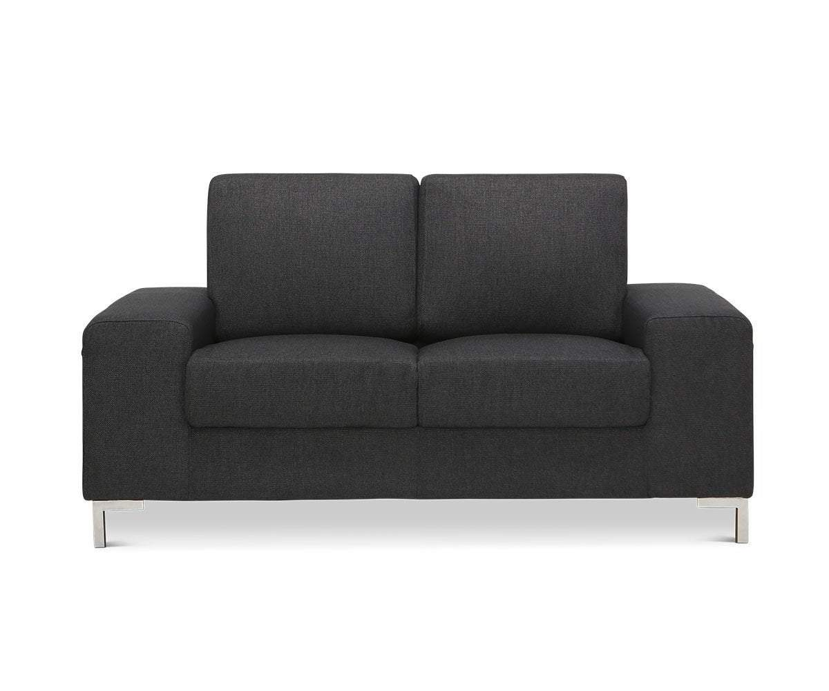 Oregon Loveseat Anthracite Dallas 470 - Scandinavian Designs