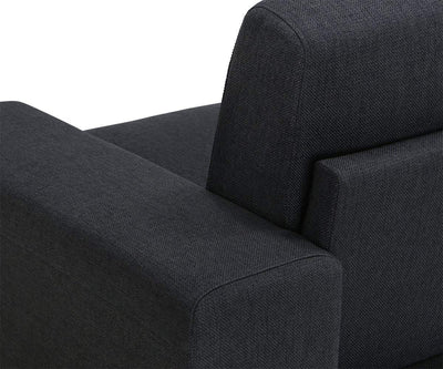 Oregon Sofa Anthracite Dallas 470 - Scandinavian Designs