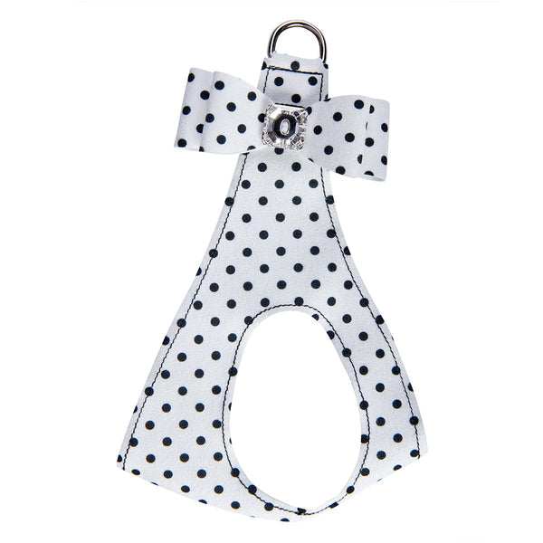 Polka Dot Big Bow Step In