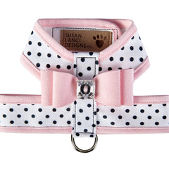 Big Bow Tinkie Harness with Trim