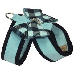 Tiffi Gingham Nouveau Bow Tinkie Harness