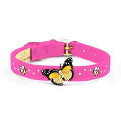 Butterflies & Bees Collar
