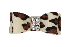 Cheetah Couture Giltmore Hair Bow