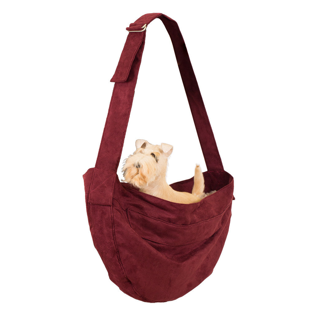Cuddle Carrier Burgundy