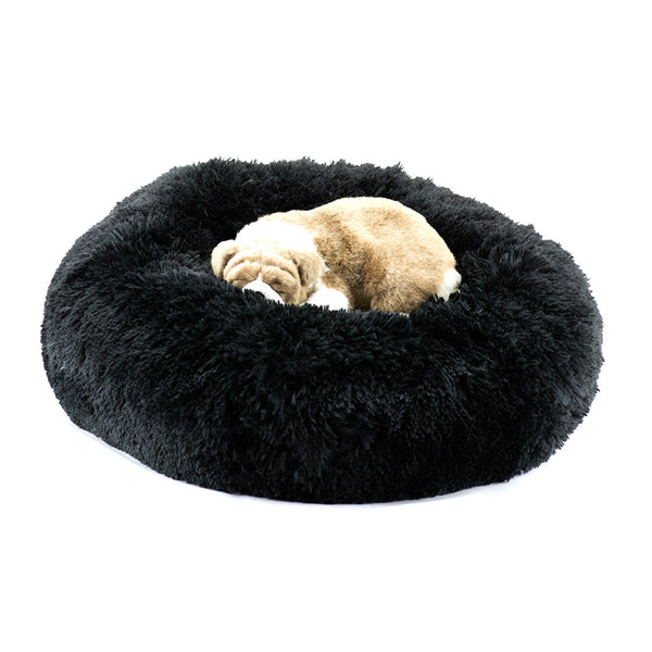 Black Shag Bed
