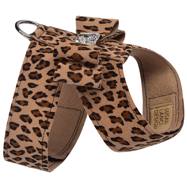Cheetah Big Bow Tinkie Harness