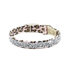Cheetah Couture Crystal Rocks Collar