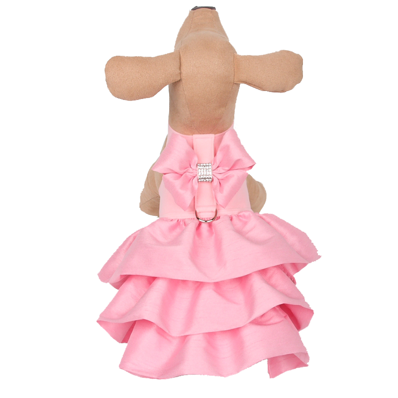 Madison Dress Puppy Pink