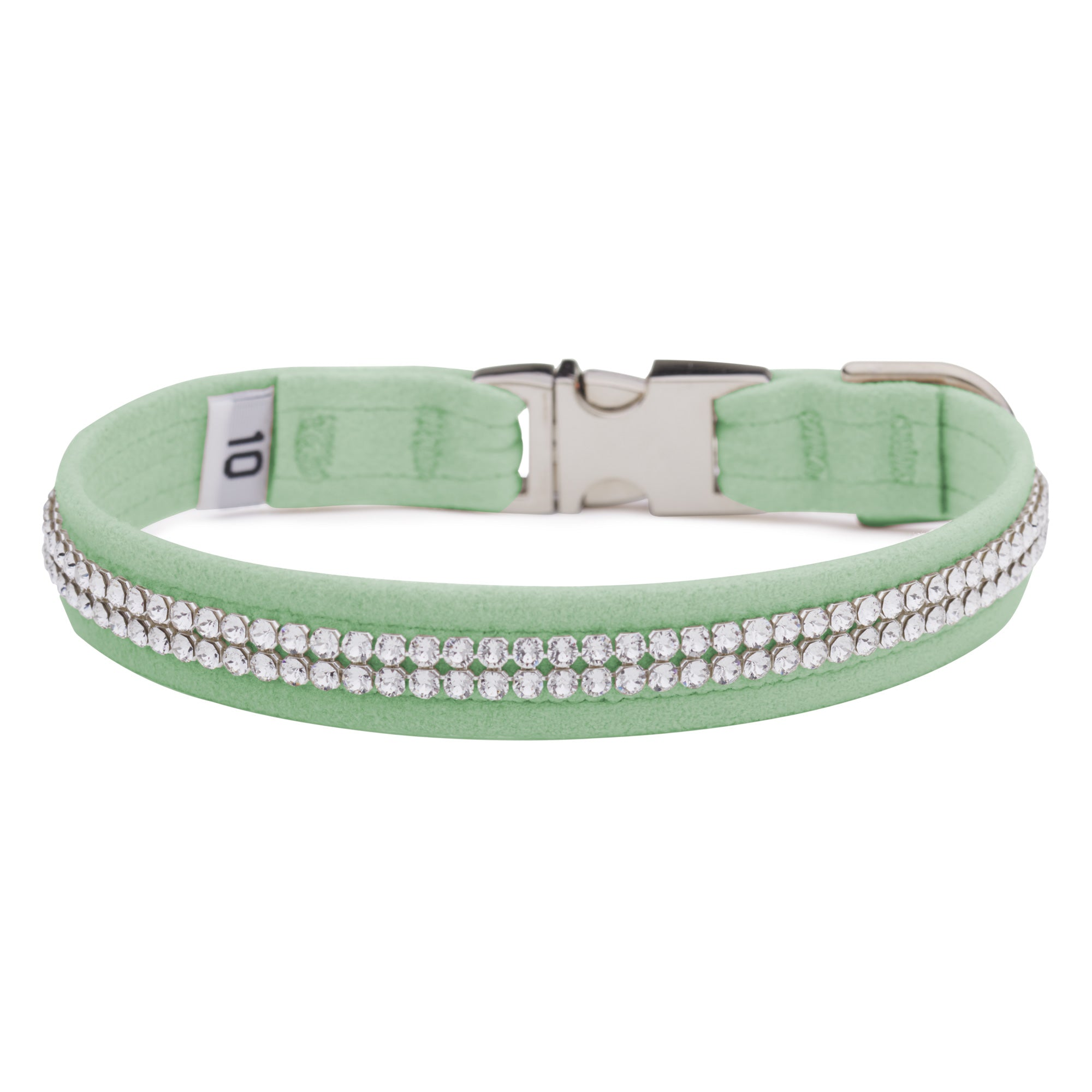 Mint 2 Row Giltmore Perfect Fit Collar