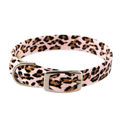 Cheetah Couture Crystal Paws Collar