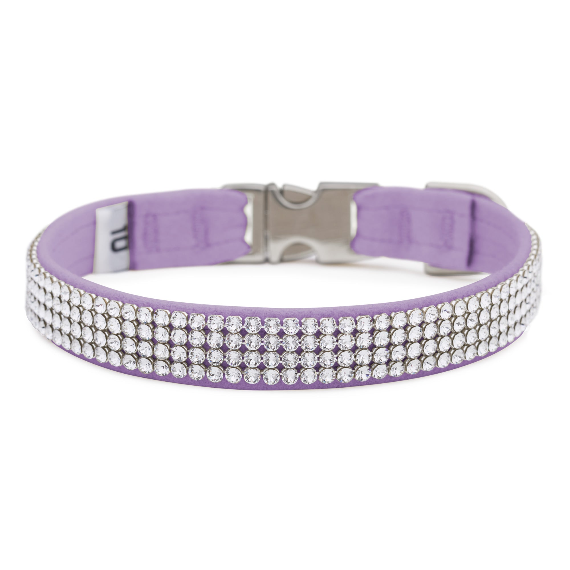 French Lavender 4 Row Giltmore Perfect Fit Collar