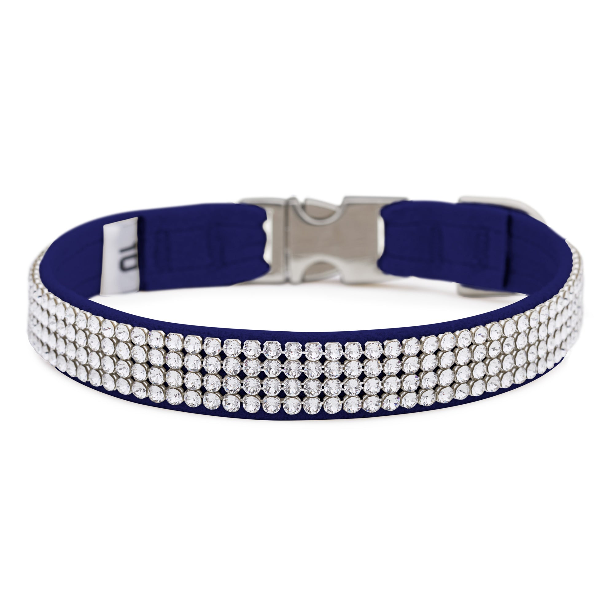 Indigo 4 Row Giltmore Perfect Fit Collar