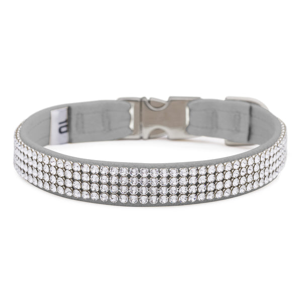 Platinum 4 Row Giltmore Perfect Fit Collar