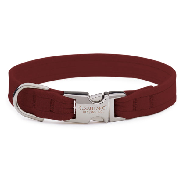 Burgundy Perfect Fit Collar