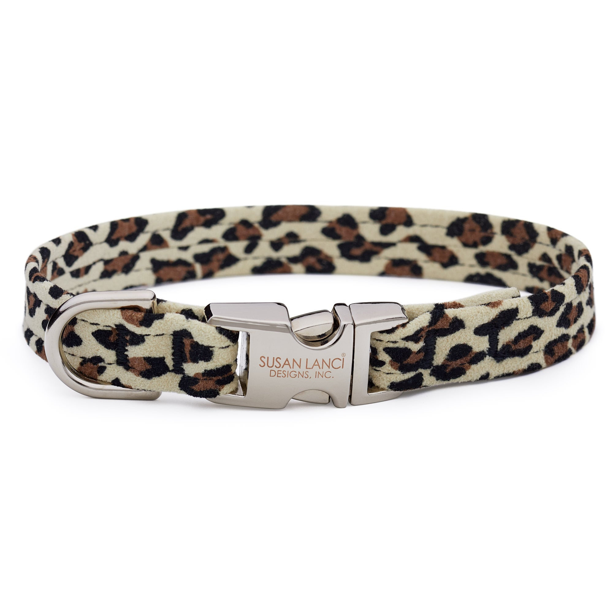 Cheetah Light Perfect Fit Collar