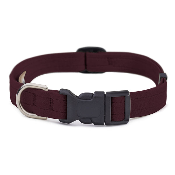 Chocolate Quick Release Collar