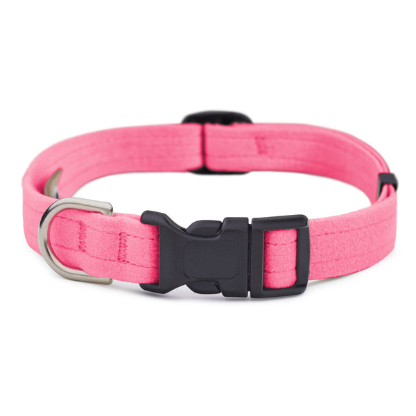 Perfect Pink Quick Release Collar