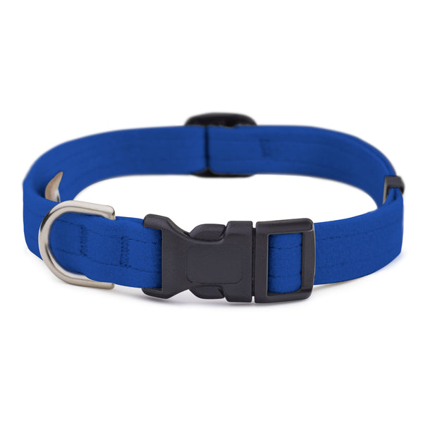 Royal Blue Quick Release Collar