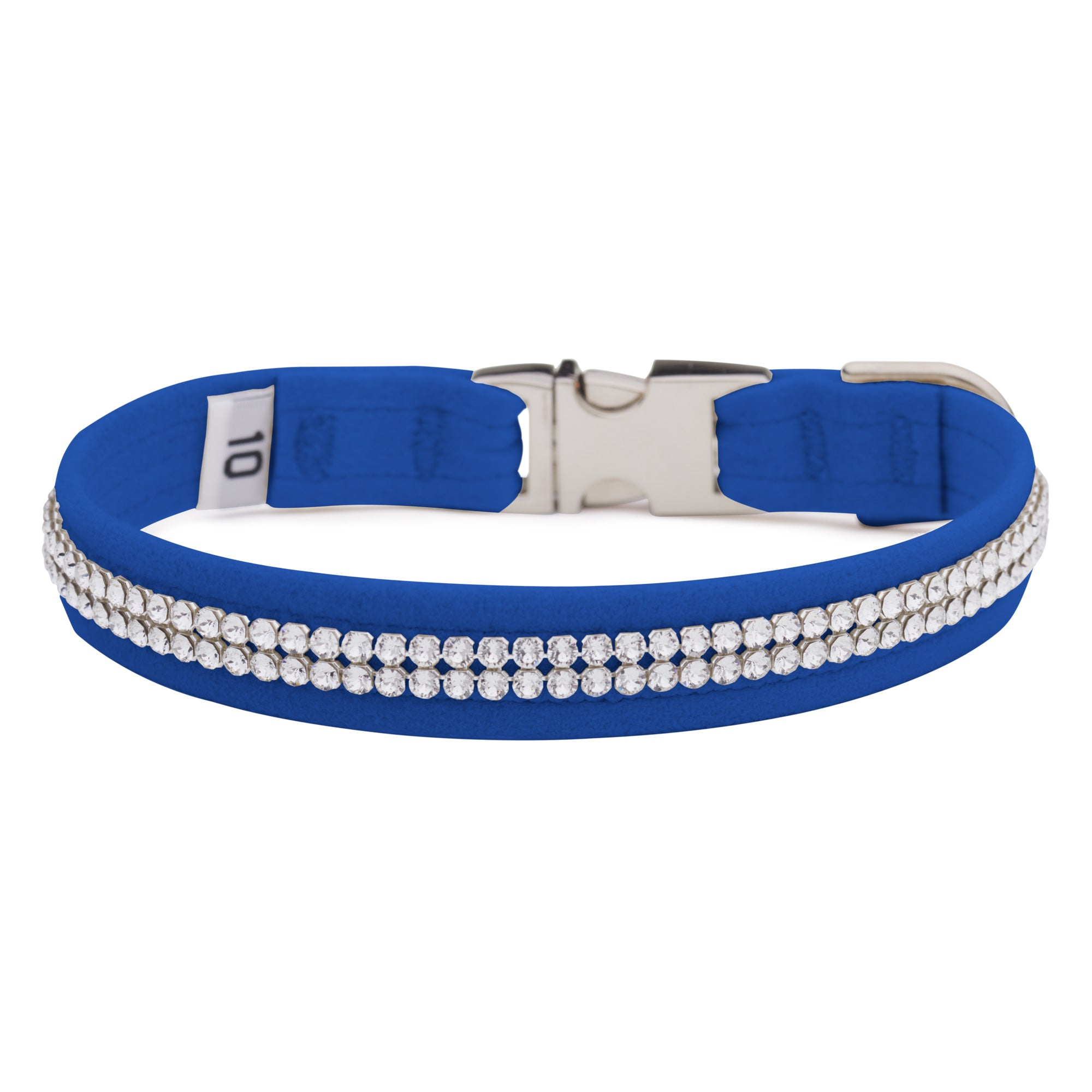 Royal Blue 2 Row Giltmore Perfect Fit Collar