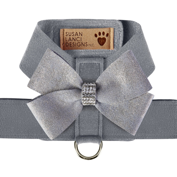 Platinum Glitzerati Nouveau Bow Tinkie Harness
