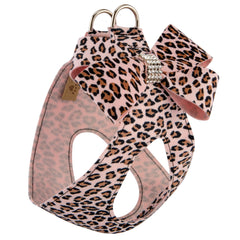 Cheetah Nouveau Bow Step In Harness