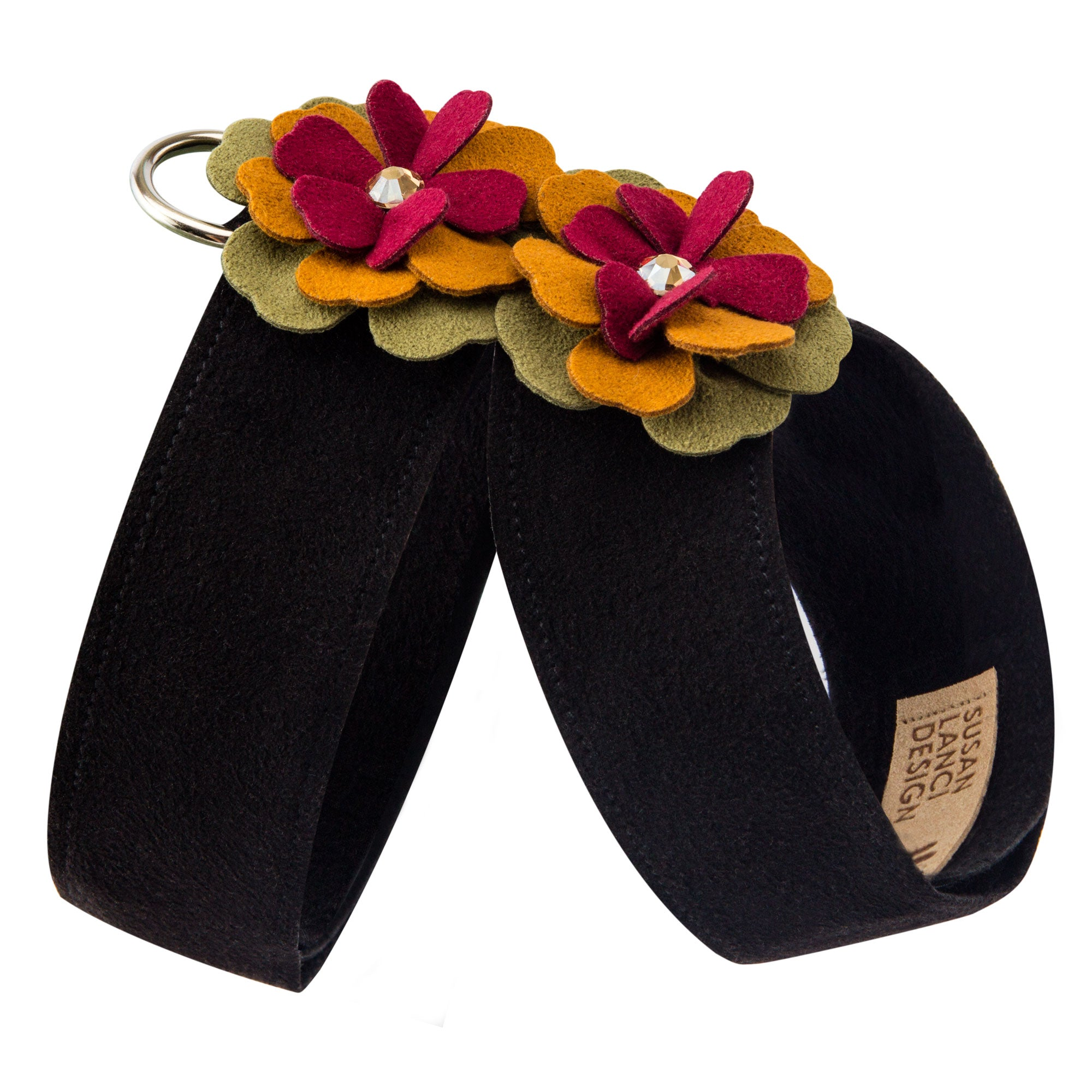 Autumn Flower Tinkie Harness