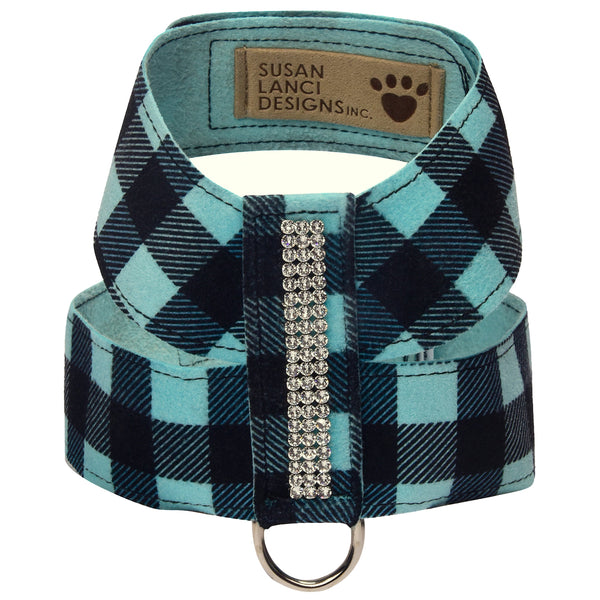 3 Row Giltmore Tiffi Gingham Tinkie Harness