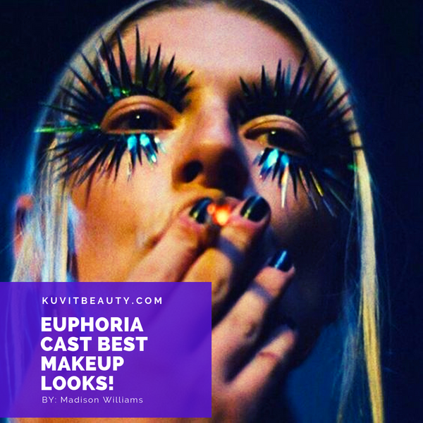 Best Makeup Looks from the Cast of Euphoria