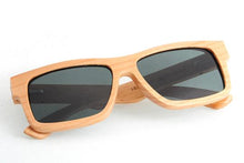 SunFly Natural Grain Beech Wood Sunglasses